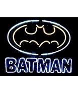Batman Action Hero Comic Store Beer Bar Neon Li... - $157.00