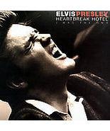 Elvis Presley  ( Heartbreak Hotel ) - $1.98