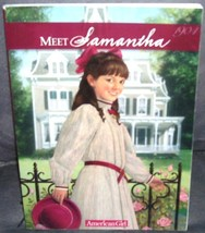 American Girl MEET SAMANTHA Softcover Book From 1998 - $3.96