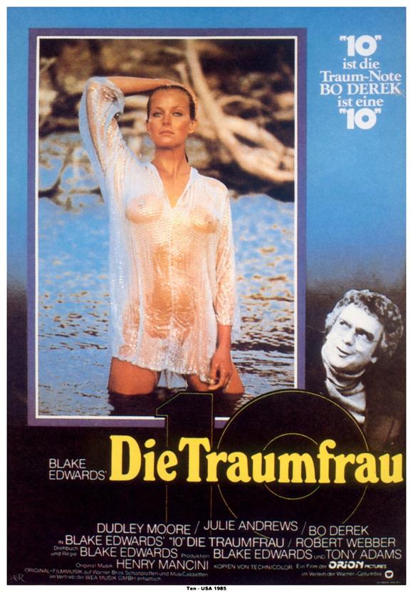 10 movie poster 1979 german