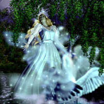 Lady of The Lake Protects & Guides You! Brings Bright Blessings! Haunted Magick  - $50.00
