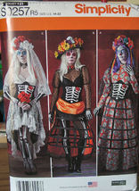 Pattern 0257 Halloween Costumes Adult sizes 14-22 - $6.99