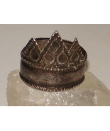 ANTIQUE RING 2 GHOUL GHUL KING QUEEN DJINN JIN... - $15,500.00