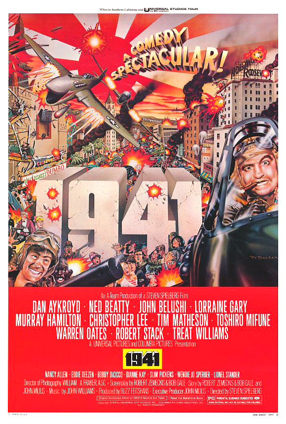 1941 movie poster 1979