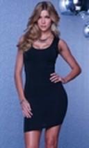Forplay Clubwear Moncalieri Black Sleeveless Mini Dress - $15.99