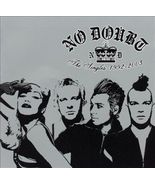 No Doubt  (The Singles 1992-2003) CD - $2.00