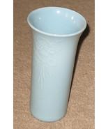 Vintage Pfaltzgraff Blue Bouquet Vase  Made in USA - $32.00