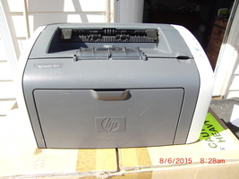 HP LaserJet 1012 Printer [Office Product] - $50.00