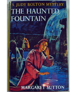 Judy Bolton Mystery THE HAUNTED FOUNTAIN #28 LI... - $27.00