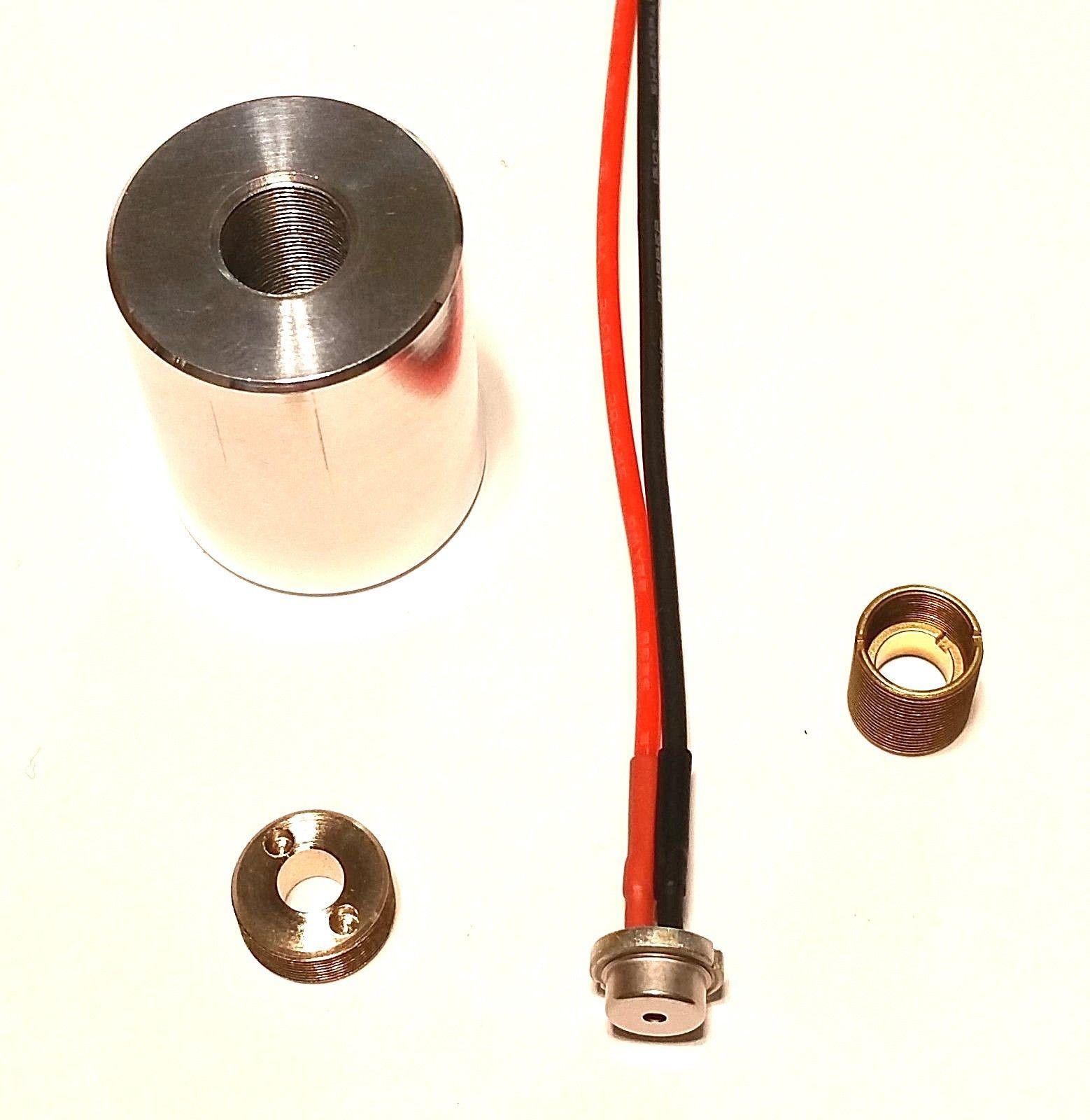 Tout Nouveau Nichia NUBM44 7W 450nm Laser and 50 similar items
