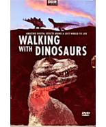 Walking With Dinosaurs -DVD_ BBC - $5.50