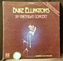 Duke Ellington's 70 Birthday Concert Record AA-192025 Vintage Collectible image 10