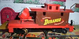 HO Trains - Kansas Durango Colorado Light Caboose - $5.95