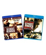 STREET KING 1-2: Motor City- Keanu Reeves-Ray Liotta- NEW 2 BLU RAY - $29.99
