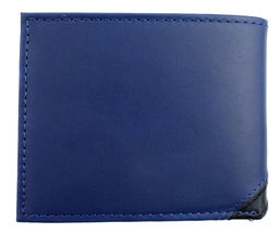 Tommy Hilfiger Men's Leather Wallet Passcase Billfold Red Navy 31TL22X051 image 6