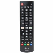 LG AKB75095307 Factory Original TV Remote 49UJ6350, 55UJ6540, 55UJ6580, ... - $13.19