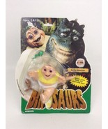 Dinosaurs Baby Sinclair Action Figure Not The Mama 90s Vintage Disney Ha... - $40.05