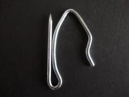 """14 QTY: Kirsch  1 1/2"""" Drapery Pins, offset - $8.99"""