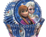 Disney Frozen 50 Baking Cups Party Cupcakes Treats Wilton