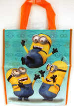 Despicable Me Minions Party Supplies Favor Tote Bag 11 x 13 inch - $1.99