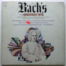 "Bach's Greatest Hits Vol 2 Lp Vinyl Columbia 12"" MS7514 - £7.27 GBP"