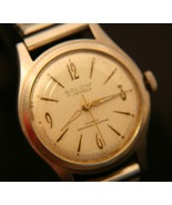 Men's 1950's Swiss Solow (Rodania Watch Company, 17J military wristwatch - $100.00