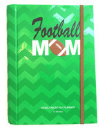 Football Mom Weekly/Monthly Planner - £7.01 GBP