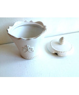 Fleur De Lys Sugar Pot Replacements-by Anthropologie - $7.69