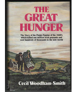 The Great Hunger by Cecil Woodham-Smith -(first... - $14.08