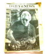 Daily News NYC Thurs. July 11th 1996 Jerry Garcia Cover Final Edition - $29.70