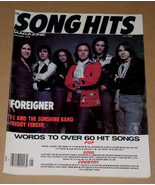 Foreigner Song Hits Magazine Vintage 1978 - $24.99