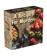 "Recipe for Murder 1000 Piece Mystery Jigsaw Puzzle 23 x 29"" Read Assembl... - $24.74"