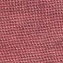 FABRIC CUT 30ct red pear linen 18x27 The Burgundy Sampler cross stitch chart  - $21.60