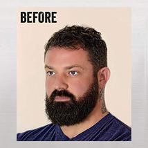 KUSCHELBÄR Heated Beard Straightener Brush from MASC by Jeff Chastain - Straight image 5