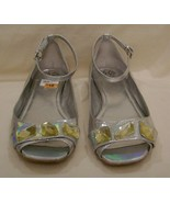 BCBGeneration Comfort Flats Size - US-10 B/EU-40 Silver Leather - $13.98