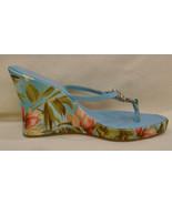 Andrew Stevens Studio Made in Italy Platform/Open Toe Sandals Sz-US 9-9.... - $23.33