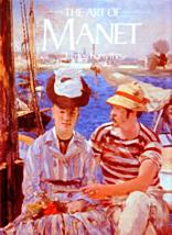 Manet - The Art of Manet by James Forsythe - $4.95