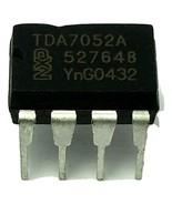 10 x Philips TDA7052A TDA7052 - $32.77