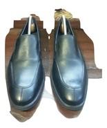 COLE HAAN MENS LOAFERS SZ 8 M SLIP ON BLACK CASUAL/DRESS SPLITTOE C11672... - $59.39