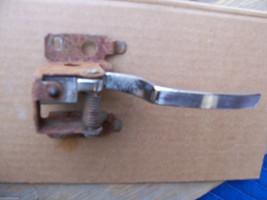 1987 Brougham Left Inside Door Handle Oem Used Cadillac 1977 1992 78 80 82 84 86 - $66.48