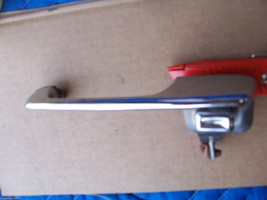1989 Brougham Door Handle Left Rear Outside Cadillac Used Oem 19 89 90 91 92 - $66.48