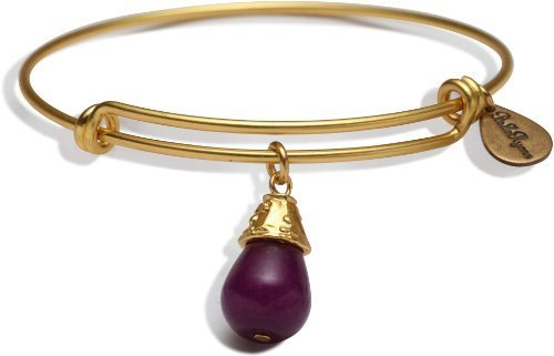 Bella Ryann Gold February Bangle 10619