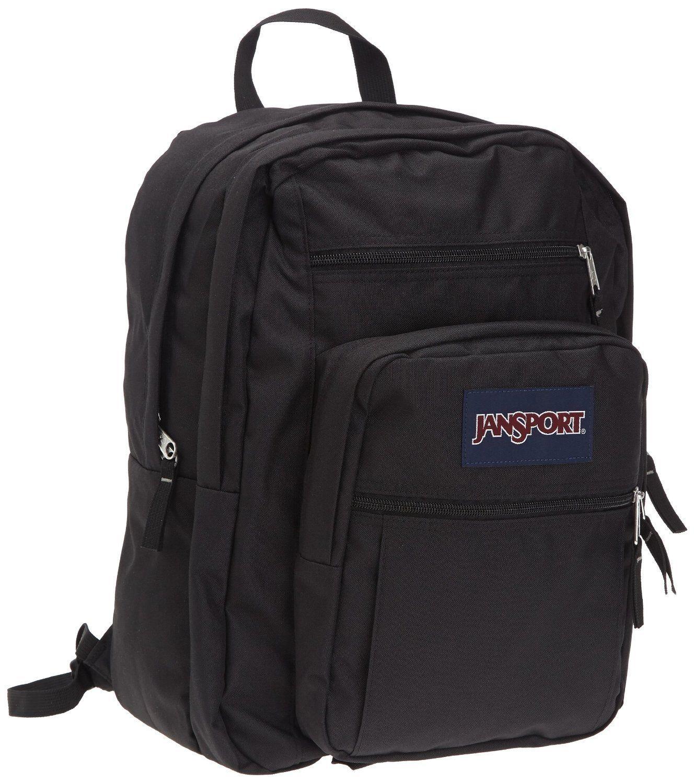 Backpack Book-Bag Big Student Jansport Daypack Travel Hiking Camping School