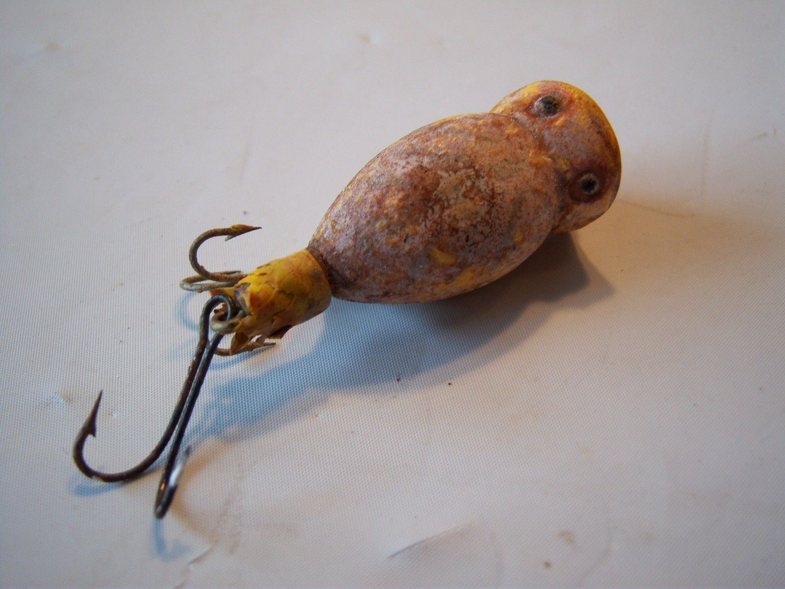 Vintage 80 39 s fishing bait lure rare other baits lures for Old fishing lures on ebay
