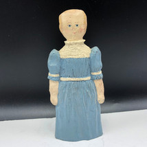 VINTAGE 1988 FIGURINE resin statue sculpture pilgrim Remember When Sarah... - $22.77