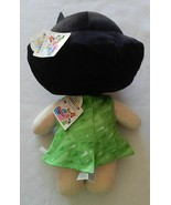 NEW Build A Bear The Powerpuff Girls Buttercup Doll and Lime Green Dress... - $49.99