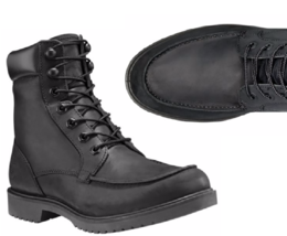 """Timberland Men's Elmstead 6"""" Inch Leather Waterproof Black Boots A17W9 A... - $118.55 CAD+"""