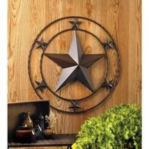 Western Star Wall Decor - $39.95