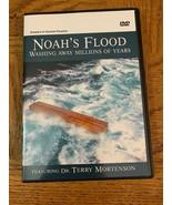 Noah's Flood Washing Away Millions Of Years DVD - $49.38