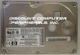 """13.6GB 3.5"""" IDE 40pin Hard Drive Quantum KX13A011 Tested Good Our Drives Work - $17.59"""